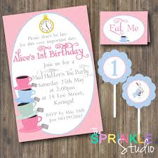 alice in wonderland party supplies lifes little celebration
