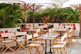 gilligan u0027s outdoor restaurant soho grand hotel gilligan u0027s