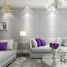 Grey Wallpaper Living Room Uk Peel And Stick Brick Tiles Wallpaper Bedroom Accent Wall Amazon