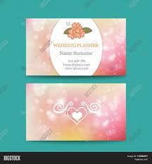 wedding planner business wedding and event planner business cards psd unique