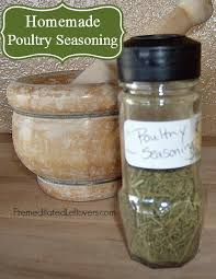 poultry seasoning spice mix made using spices from your