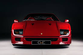 how many f40 are left a f40 formerly owned by eric clapton could be yours