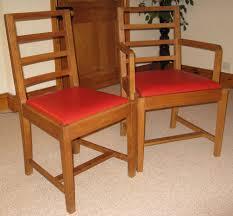 heals arts u0026 crafts oak dining table u0026 six chairs antiques atlas