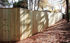 Steep Hill Backyard Ideas How To Build A Fence On Sloped Ground Best Fence For Security 2017