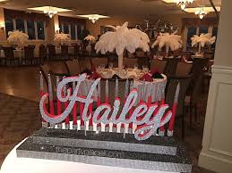 sweet 16 candelabra candle lighting the party place li the party specialists