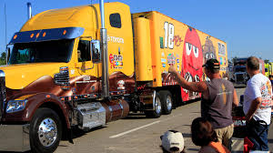 how to become a monster truck driver for monster jam worst job in nascar driving team hauler nascar sporting news