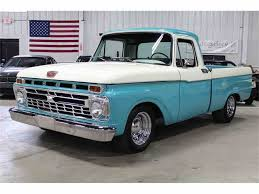 Ford Ranger Truck Camper - 1965 ford f100 for sale on classiccars com 12 available