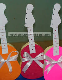 Handmade Invitation Cards Designs Ideas Out Of The Mist Birthday Invitation Cards For Boys Guitar