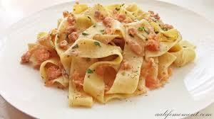 smoked salmon pasta recipe healthy version alifemoment