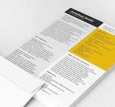 4 free vector u0026 psd resume templates