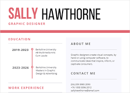 Corporate Resume Template 12 Easy Attractive And Free Infographic Resume Templates