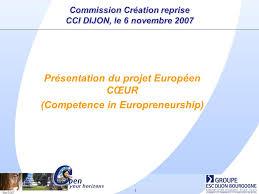 chambre de commerce et d industrie dijon mai commission création reprise cci dijon le 6 novembre 2007