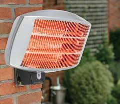 patio heater lights gablemere 3 in 1 electric patio heater gardensite co uk