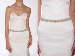 sparkly belts for wedding dresses sparkly bridal belt with swarovski crystals to dress up your