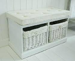 Storage Bench With Baskets Storage Bench With Cushion Ikea Outdoor Storage Bench Seat Perth