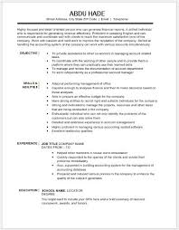 89 surprising what to write in a resume examples of resumes