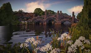 minecraft players have recreated the shire from the lord of the