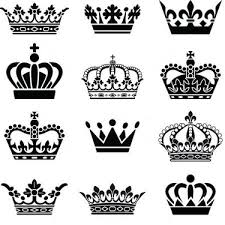 queen and king crowns tattoo design masculine tattoos tattoo