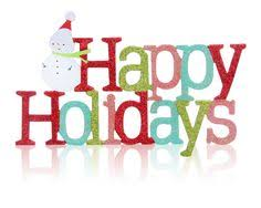 happy holidays from us to you inclusion
