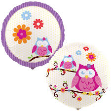 owl balloons owl birthday party favors criolla brithday wedding owl