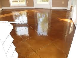 polishing concrete floors yourself showroom quality polished