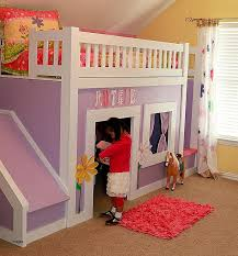 Princess Bunk Bed With Slide Bunk Beds Bunk Beds With Slide And Stairs Uk Fresh Princess Bed