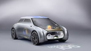 exclusive future car rendering 2016 mini u0027s concept car mixes the best of uber and airbnb