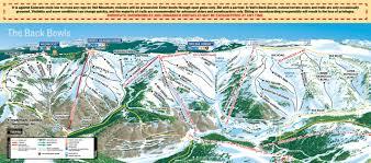 Granby Colorado Map by Explore Amerika Ski Resorts Colorado Ski Resorts Summery