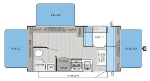 Jayco Jay Flight Floor Plans by Jayco Camper Floor Plans Home Decorating Interior Design Bath