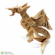 origami home decor ryujin lessons from a master setting the crease i found out that