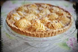 cuisine tarte aux pommes tarte aux pommes un peu normande de cuisine créative