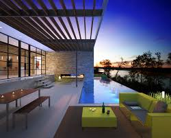 modern luxury house exterior interior design