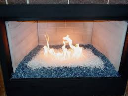 Fireplace Glass Replacement by Indoor Fireplace