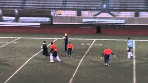 Coed Flag Football League Coed 5v5 Flag Football Fall U002712 Playoff Highlights Youtube