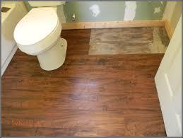 Install Laminate Floors Bathroom Flooring How To Install Laminate Flooring In A Bathroom