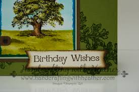birthday wish tree lovely as a tree birthday wishes stin up handcrafting