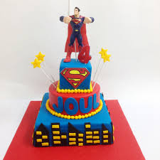 superman cartoon characters birthday cakes decorated cakes