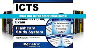 download icts learning behavior specialist i 155 exam flashcard