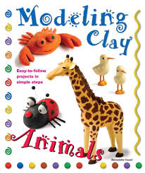 modeling clay animals easy to follow projects in simple steps