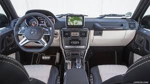 2016 mercedes amg g63 edition designo nightblack magno interior