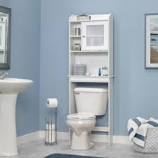 Free Standing Bathroom Shelves by Best Collection Over The Toilet Bathroom Storage Home Design