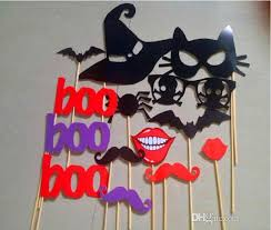 Halloween Photo Booth Props Halloween Photobooth Props Wedding Props Halloween Party Mustache