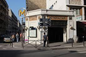 bureau de poste vaugirard file station de métro volontaires à en mars 2014 3 jpg