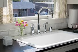 What Is The Best Material For Kitchen Sinks by 6 Things You Need To Know About Undermount Kitchen Sinks Kitchn