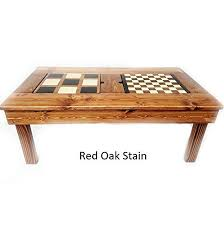 chess board coffee table amazon com coffee table game table features 4 games indoor or