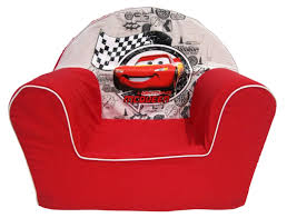 canape enfant cars disney fauteuil cars racing doudouplanet