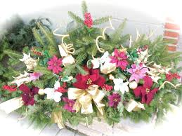 artificial flower arrangements for graves sheilahight decorations