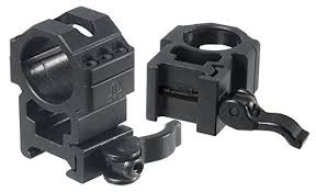 top scope rings images The 4 best qd scope mounts quick detach rings review 2018 jpg
