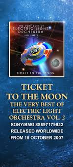 electric light orchestra ticket to the moon face the music ticket to the moon the very best of electric