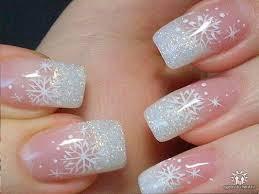 snowflakes nail art designs wedding nails ideas nail art